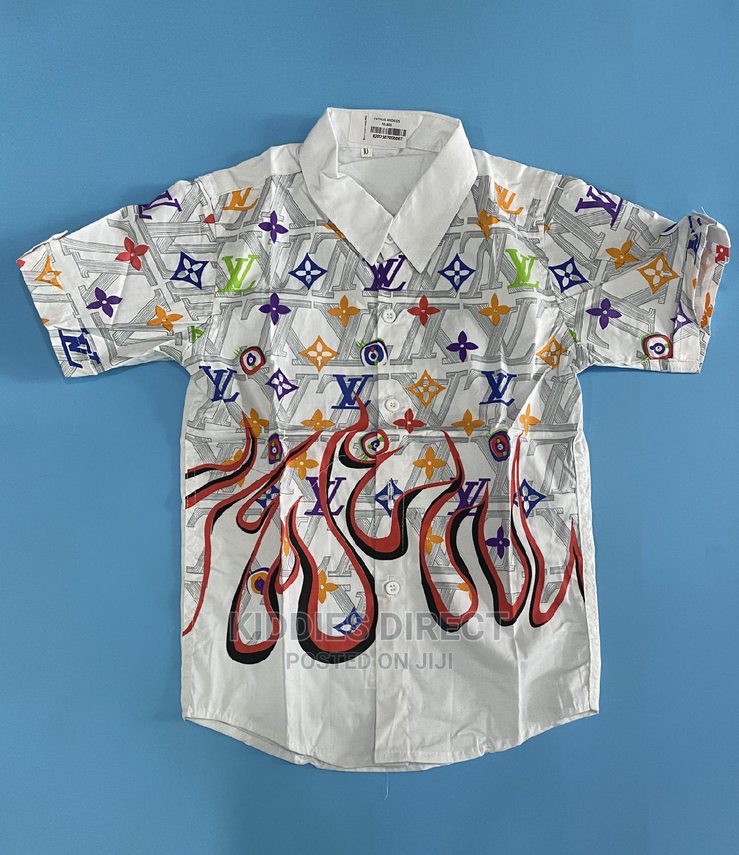 Archive: Boys Shirt