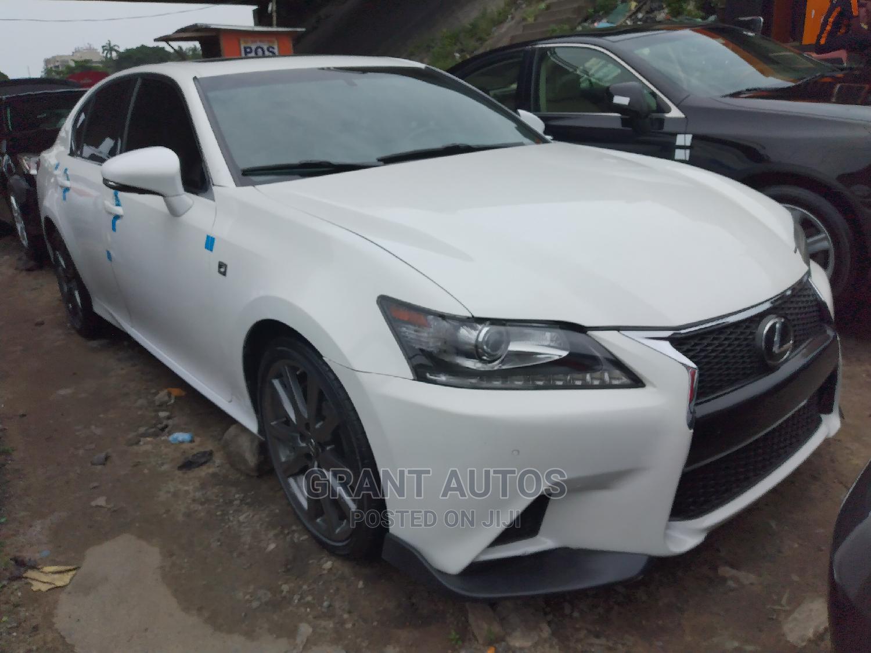 Lexus GS 2014 350 4WD White