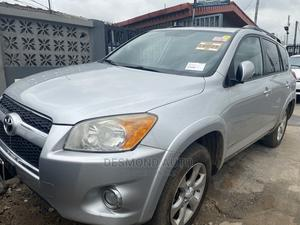 Toyota RAV4 2010 2.5 Limited 4x4 Silver | Cars for sale in Lagos State, Surulere
