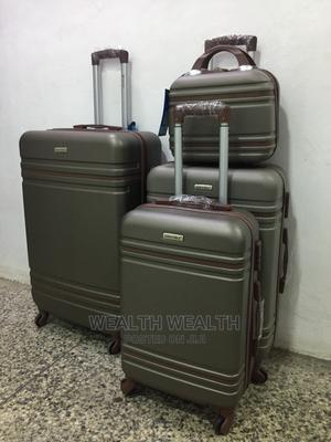 Single Zipper Ash Good Partner Suitcase Luggage Bag   Bags for sale in Lagos State, Ikeja