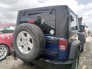 Jeep Wrangler 2010 Blue | Cars for sale in Lagos State, Apapa