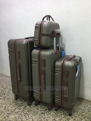 Ash Affordable 4 Set Good Partner Suitcase Luggage Bag   Bags for sale in Lagos State, Ikeja