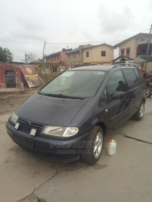 Volkswagen Sharan 2000 Blue | Cars for sale in Lagos State, Ojo