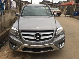 Mercedes-Benz GLK-Class 2013 350 4MATIC Gray   Cars for sale in Lagos State, Yaba