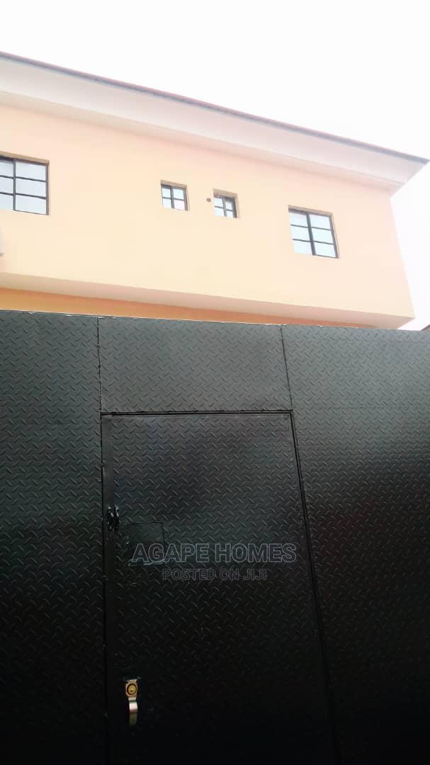 Archive: 4bdrm Farm House in Toyin Street for Rent