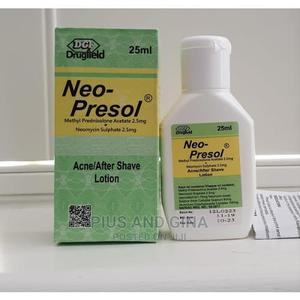 Drugfield Neo-Presol Acne/After Shave Lotion – 25ml | Skin Care for sale in Lagos State, Alimosho