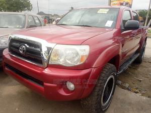 Toyota Tacoma 2006 Red | Cars for sale in Lagos State, Amuwo-Odofin