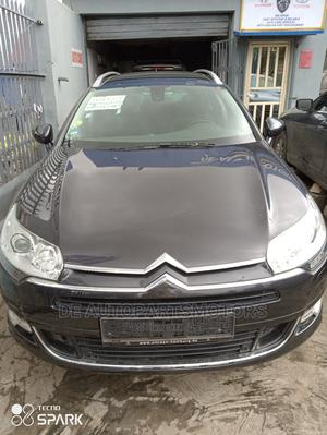 Citroen C5 2012 2.0 SX Automatic Black | Cars for sale in Lagos State, Maryland