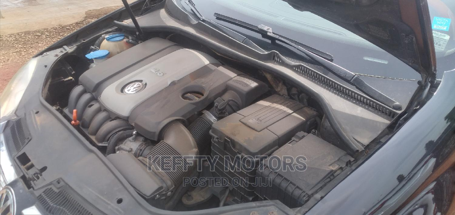 Volkswagen Passat 2007 2.0 Black | Cars for sale in Central Business District, Abuja (FCT) State, Nigeria
