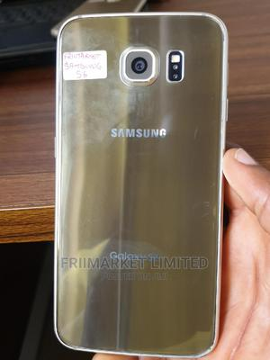 Samsung Galaxy S6 32 GB Gold | Mobile Phones for sale in Edo State, Benin City