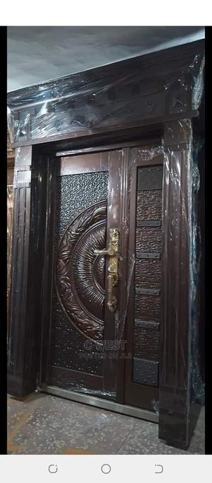 Quality Copper Doors 6ft for Main Entrance   Doors for sale in Lagos State, Orile