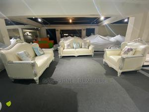 Imported Leather Sofa   Furniture for sale in Lagos State, Ibeju