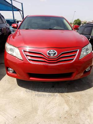 New Toyota Camry 2008 2.4 LE Red   Cars for sale in Abuja (FCT) State, Central Business District