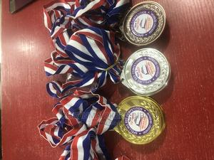Medals Gold,Silver N Bronze   Sports Equipment for sale in Rivers State, Obio-Akpor