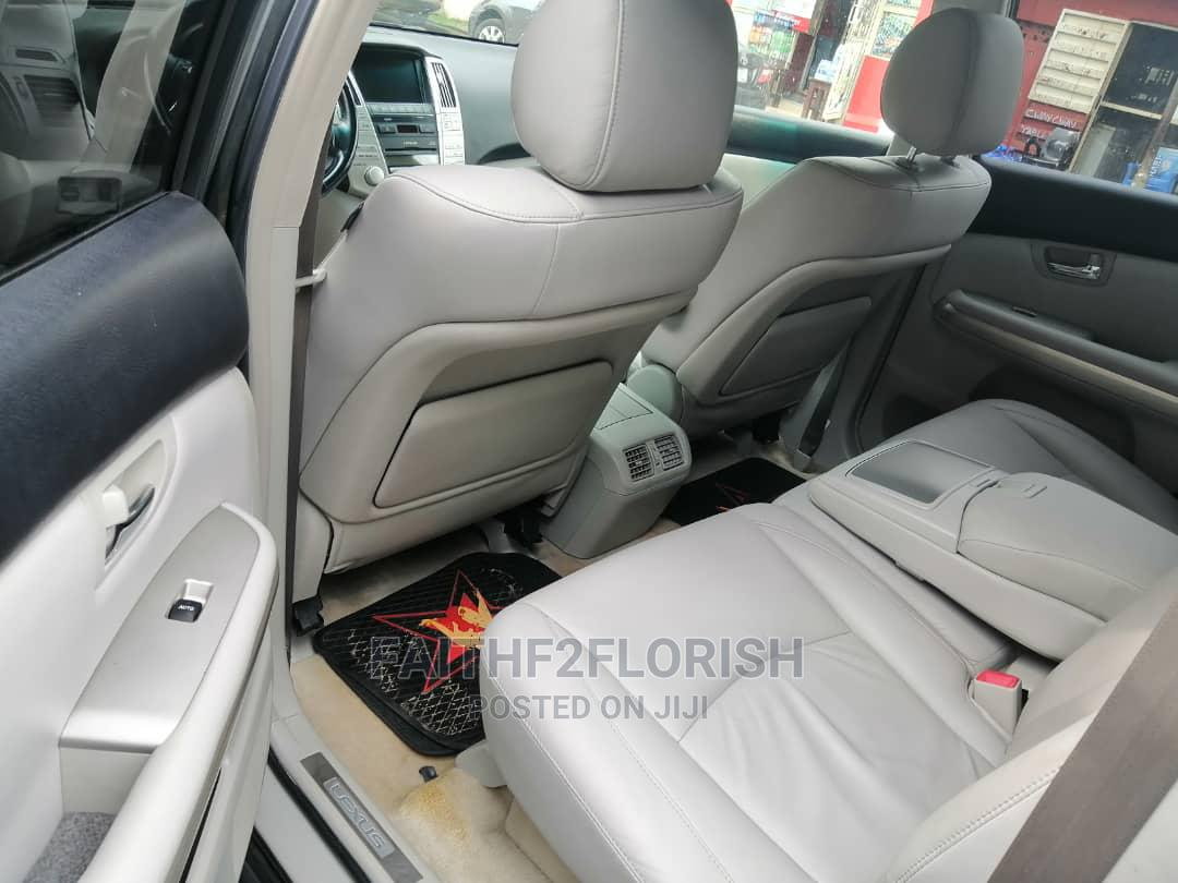 Lexus RX 2006 400h Gray   Cars for sale in Ikeja, Lagos State, Nigeria