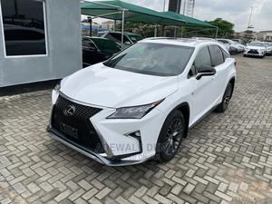 Lexus RX 2017 350 F Sport AWD White   Cars for sale in Lagos State, Ikeja