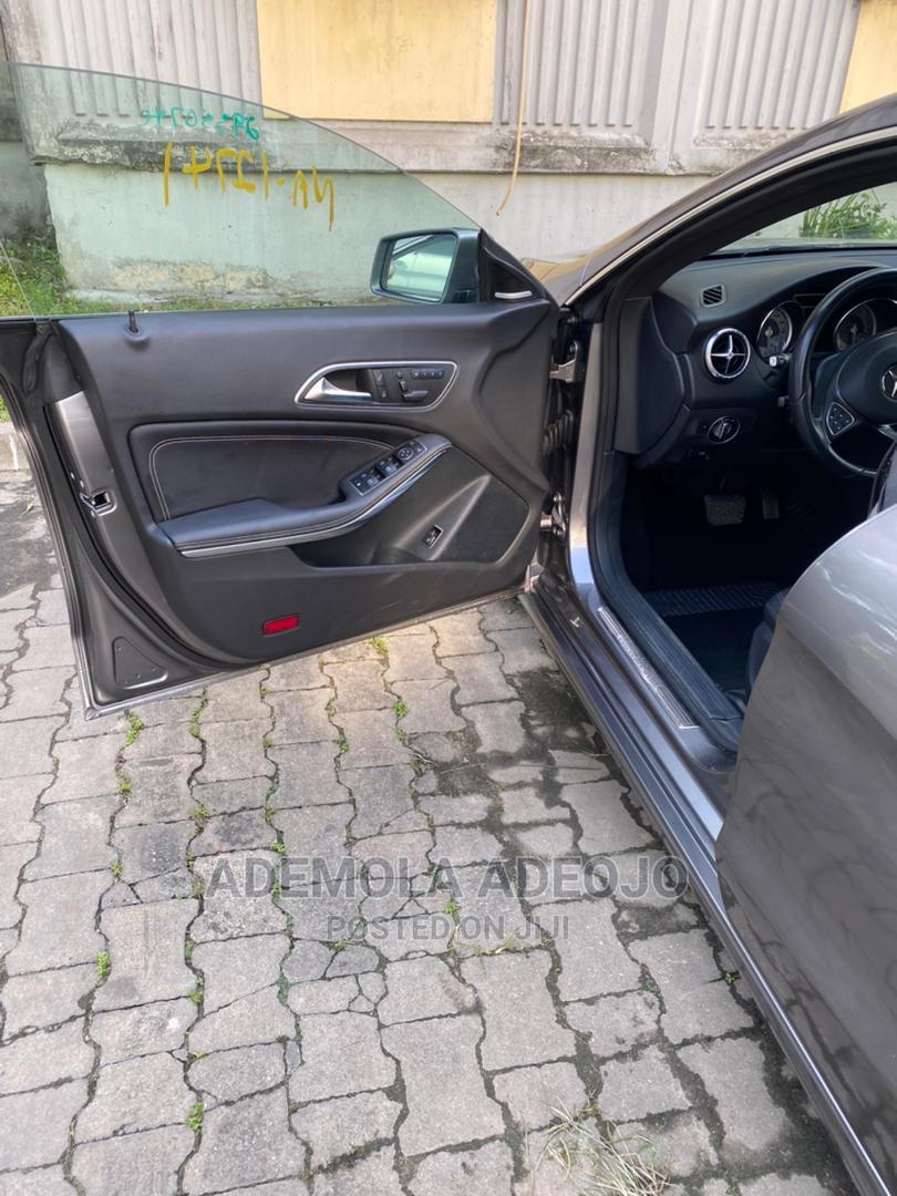 Mercedes-Benz CLA-Class 2015 Gray   Cars for sale in Yaba, Lagos State, Nigeria