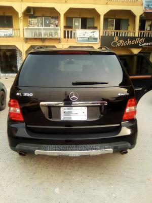 Mercedes-Benz M Class 2007 ML 350 4Matic Gray   Cars for sale in Lagos State, Isolo