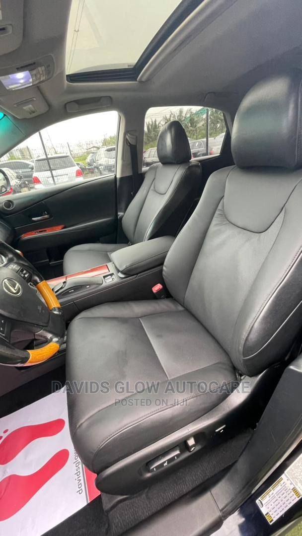 Lexus RX 2010 350 Black | Cars for sale in Lekki, Lagos State, Nigeria