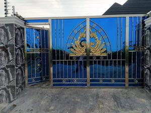 Design Stainless Gate | Doors for sale in Lagos State, Orile