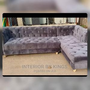 L-Chesterfield Sofa(Lead Time)7ays Can Come in Colors   Furniture for sale in Lagos State, Ibeju