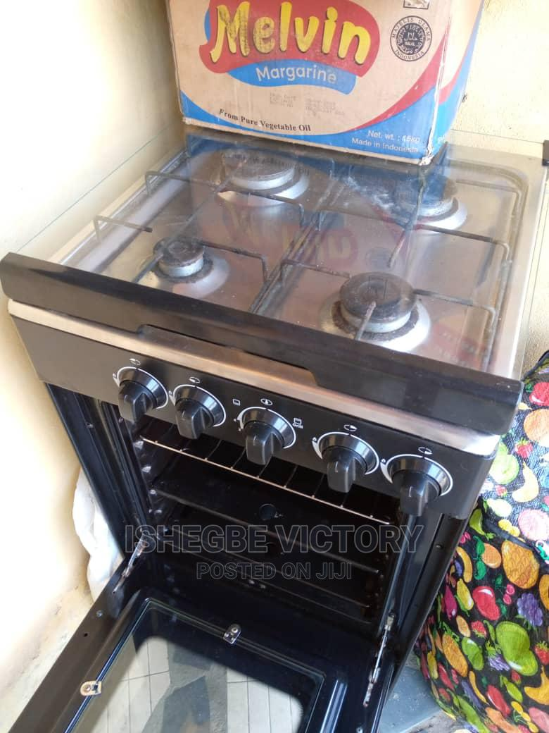 Archive: Gas Cooker Oven