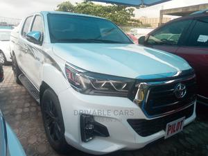 Toyota Hilux 2018 White   Cars for sale in Lagos State, Amuwo-Odofin