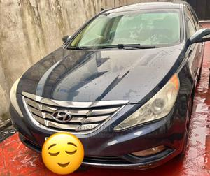 Hyundai Sonata 2011 Blue   Cars for sale in Rivers State, Port-Harcourt