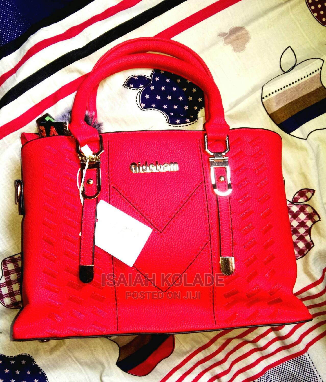 Archive: Red Handbag