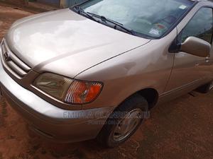 Toyota Sienna 2002 XLE Gold | Cars for sale in Kaduna State, Chikun
