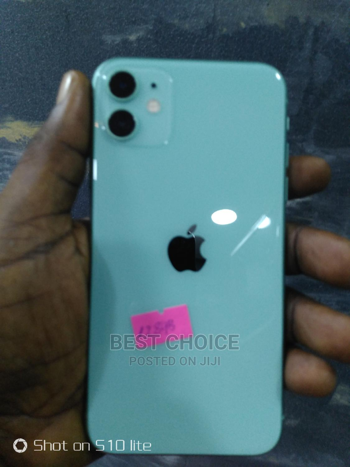 Archive: Apple iPhone 11 128 GB Green