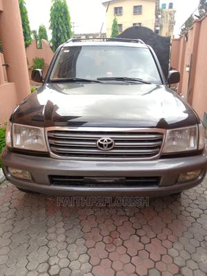 Toyota Land Cruiser 2004 4x4 Black | Cars for sale in Lagos State, Ikeja
