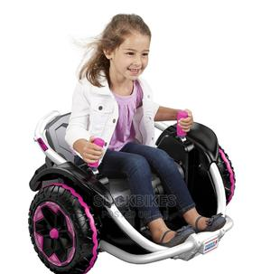 Power Wheels Wild Thing 360 Spinning Ride-On Vehicle, Blue | Toys for sale in Lagos State, Isolo