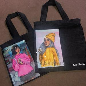 Tote Bags Available. With Printed Designs and Pictures   Bags for sale in Lagos State, Ogudu
