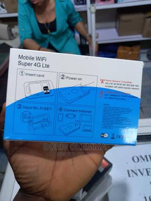 Airtel 4g Wifi | Accessories for Mobile Phones & Tablets for sale in Lagos State, Ikeja
