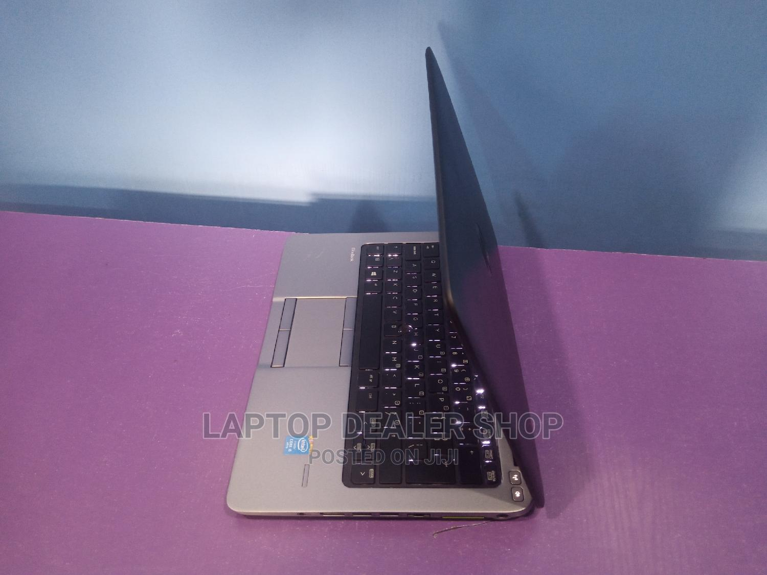Laptop HP EliteBook 820 G2 4GB Intel Core I5 HDD 500GB   Laptops & Computers for sale in Port-Harcourt, Rivers State, Nigeria