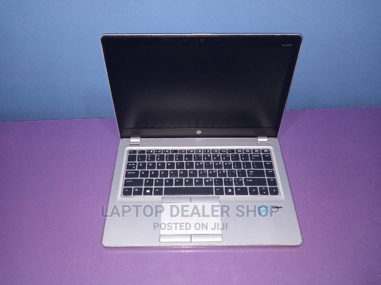 Laptop HP EliteBook Folio 9470M 4GB Intel Core I5 HDD 500GB
