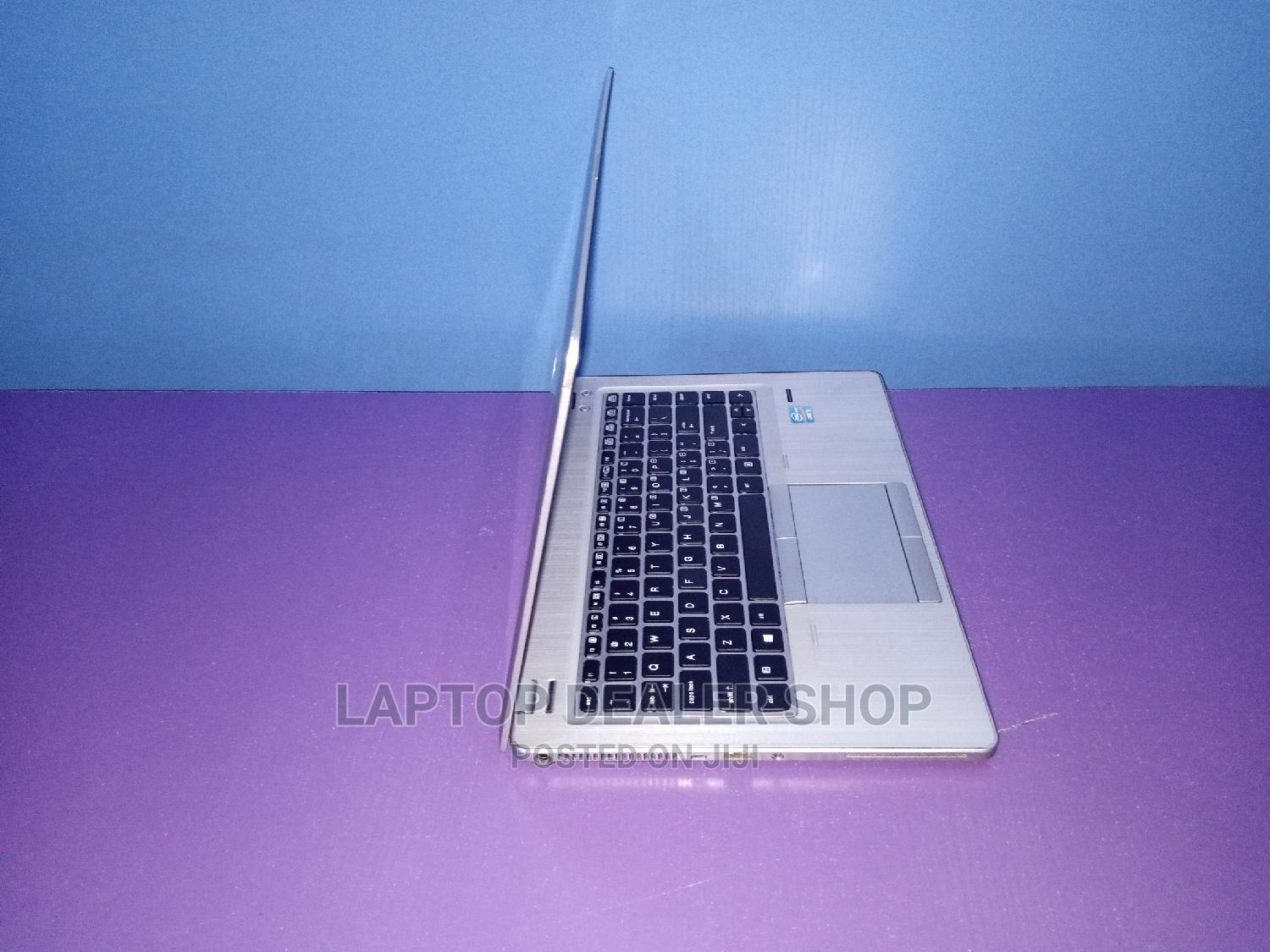 Laptop HP EliteBook Folio 9470M 4GB Intel Core I5 HDD 500GB | Laptops & Computers for sale in Port-Harcourt, Rivers State, Nigeria