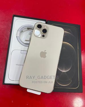 New Apple iPhone 12 Pro Max 128GB Gold   Mobile Phones for sale in Cross River State, Calabar