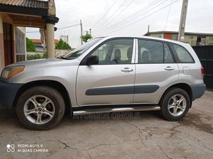 Toyota RAV4 2002 Automatic Silver | Cars for sale in Oyo State, Ibadan