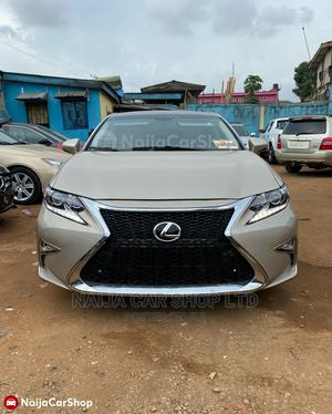 Lexus ES 2013 350 FWD Gold | Cars for sale in Lagos State, Ikeja