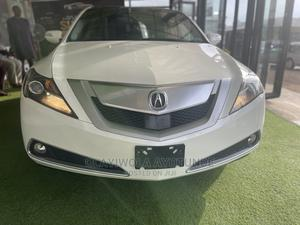 Acura ZDX 2012 Base AWD White | Cars for sale in Abuja (FCT) State, Central Business District