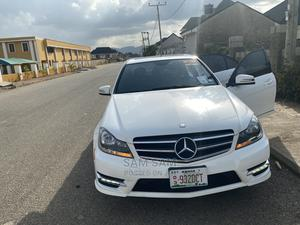 Mercedes-Benz C300 2014 White | Cars for sale in Abuja (FCT) State, Kubwa