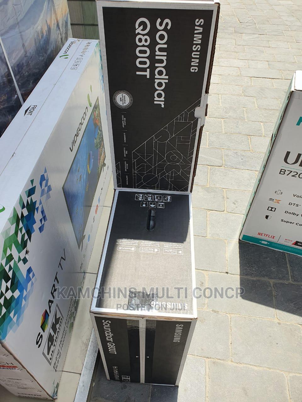 Samsung Sound Bar Q800T   Audio & Music Equipment for sale in Ojo, Lagos State, Nigeria