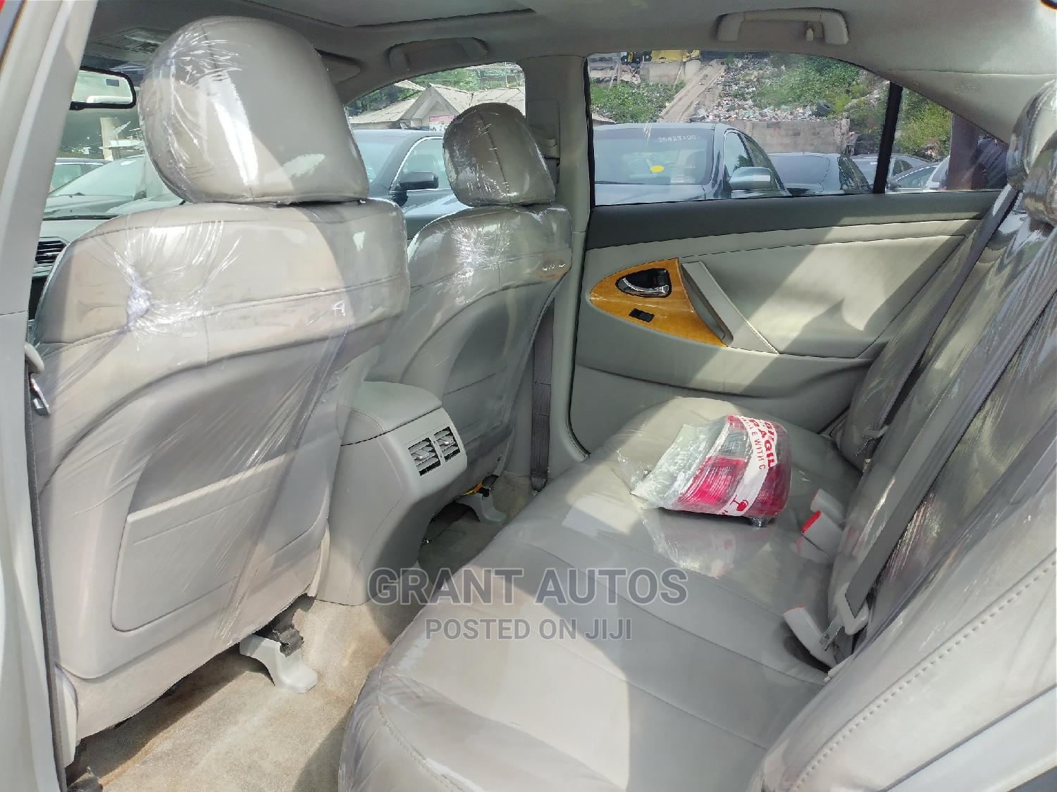Toyota Camry 2008 Red   Cars for sale in Apapa, Lagos State, Nigeria