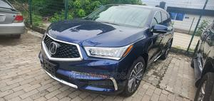 Acura MDX 2020 Tech & A-Spec Pkgs SH-AWD Blue | Cars for sale in Lagos State, Lekki