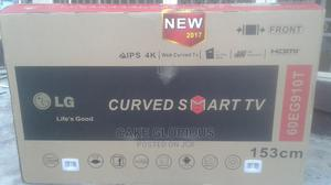 Curve Smart Tv   TV & DVD Equipment for sale in Lagos State, Alimosho