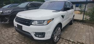 Land Rover Range Rover Sport 2017 White   Cars for sale in Lagos State, Lekki