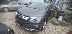 Honda Odyssey 2018 Gray | Cars for sale in Lagos State, Lekki