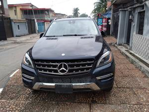 Mercedes-Benz M Class 2015 Blue | Cars for sale in Lagos State, Amuwo-Odofin